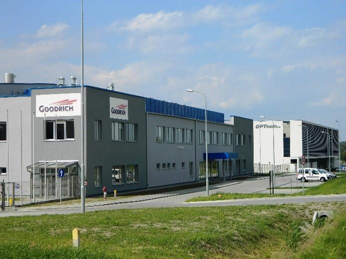 GOODRICH AEROSPACE POLAND, Tajęcina k. Rzeszowa, chłodzenie galwanizerni